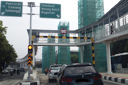 Underpass Mampang-Kuningan Dapat Mengurai Kemacetan