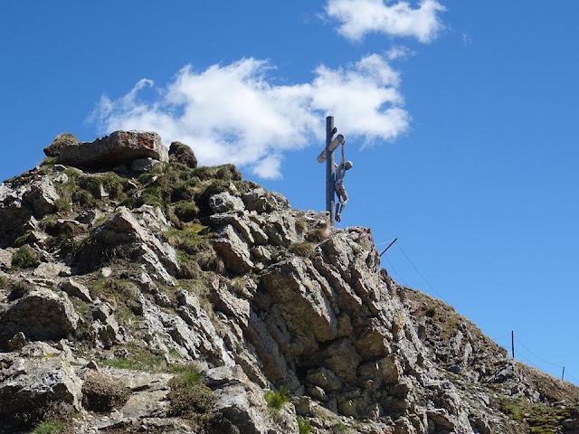 CIMA SECCEDA MT.2519 VAL GARDENA GRUPPO DELLE ODLE  ALTO ADIGE Ph: Cristina Oberosler