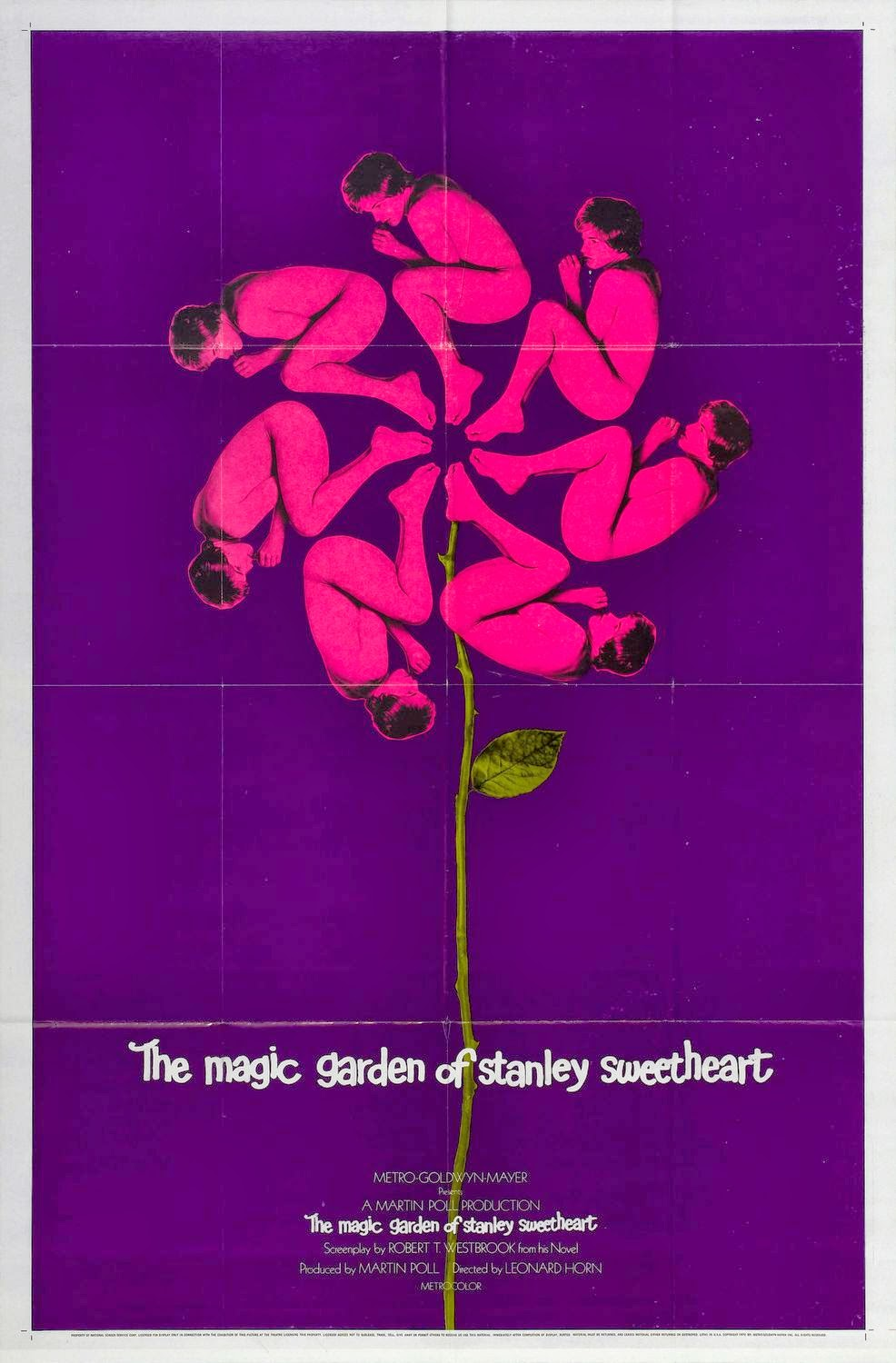 The Magic Garden of Stanely Sweetheart poster