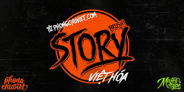 [Brush] Story Brush Việt hóa