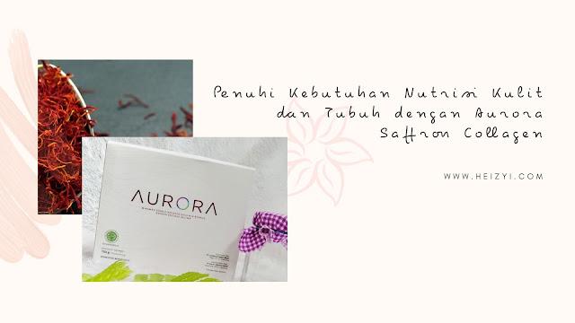 Aurora Saffron Collagen
