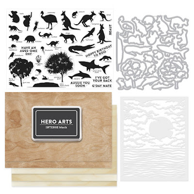 #cardbomb, #mariawillis, Hero Arts, #heroarts, #video, #videotutorial, #mymonthyhero, #stamp, #ink, #paper, #cards, #cardmaker, #cardmaking, #handmade, #handmadecards, #craft, #papercraft, #diy, #art, #color, #sharks, #ocean,