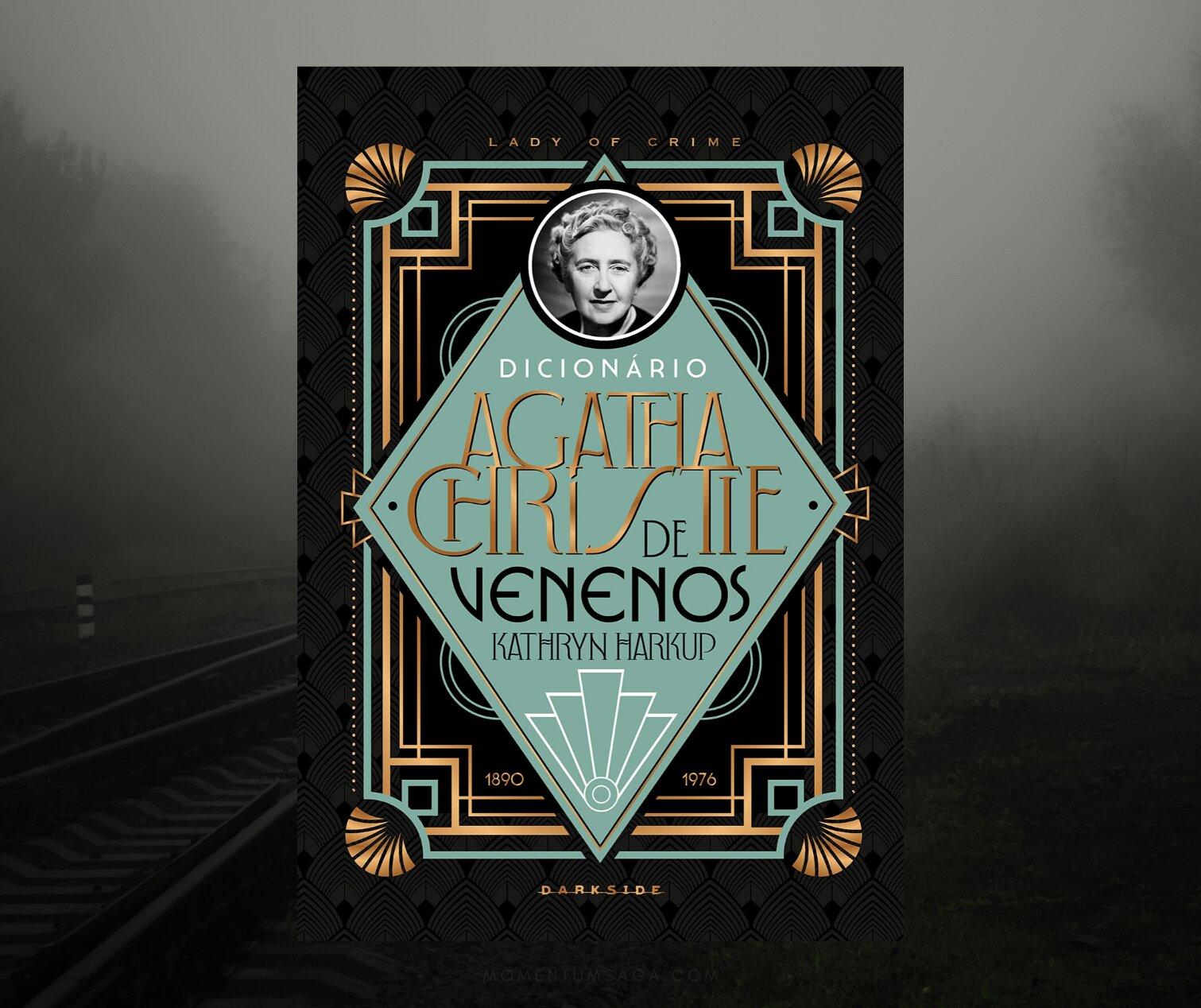 Resenha: Dicionário Agatha Christie de Venenos, de Kathryn Harkup