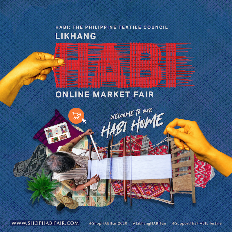 Likhang Habi Online Market Fair