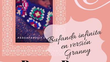 Bufanda infinita - versión en Granny