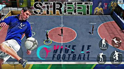 vive le football modo Street