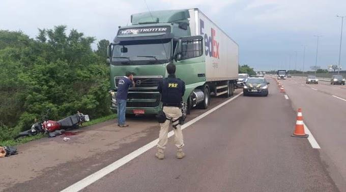 Preso motorista que tentou enganar policiais em acidente na Freeway em Cachoeirinha