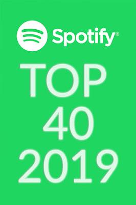 daftar lagu top 40 terbaik spotify tahun 2019