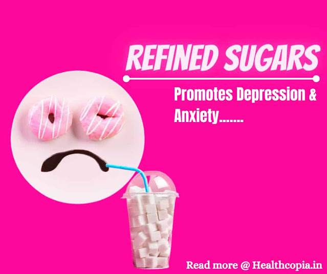 Side Effects of Refined Sugars