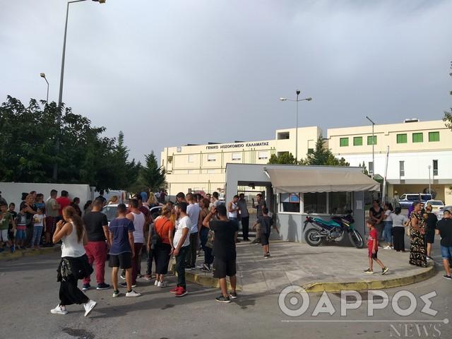 Επεισόδια στην Καλαμάτα μετά τον θάνατο 18χρονου Ρομά - Αστυνομικές ενισχύσεις από την Αργολίδα και τη Λακωνία