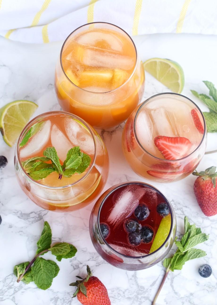 Healthy Fruit Soda