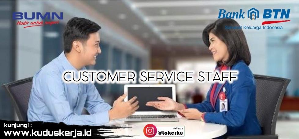 Lowongan Kerja Perbankan Wilayah Semarang Customer Service Staff