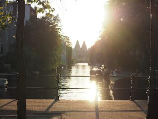 sonnenuntergang-amsterdam