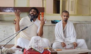 पुरुषार्थ के साथ धर्म आराधना करें तभी पुण्य बढेगा: मुनि पीयूषचन्द्रविजय