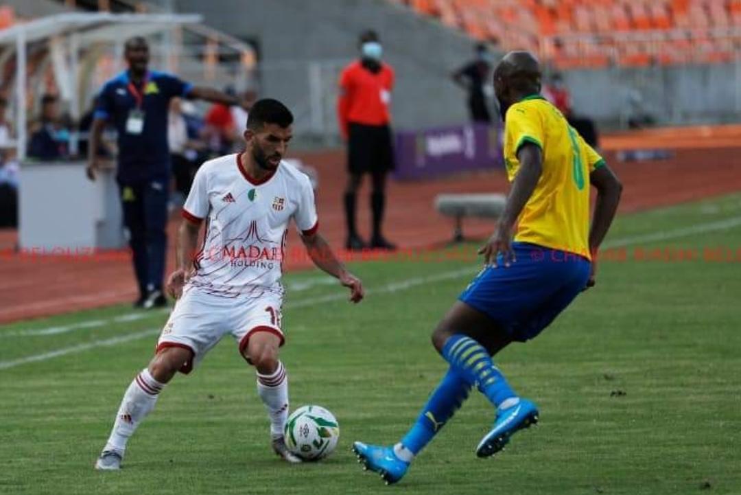 رابطة أبطال إفريقيا (الجولة الثانية): شباب بلوزداد يسقط بخماسية أمام ماميلودي صن داونز