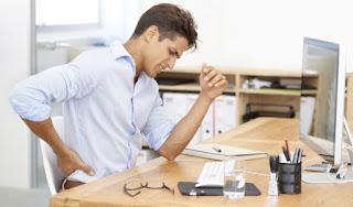 20 Tips Posisi Duduk yang Benar Dan Sehat Waktu Bekerja Terlalu Lama di Depan Komputer