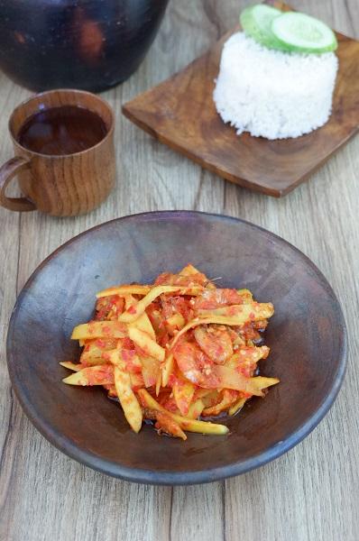 Rekomendasi sambal mangga