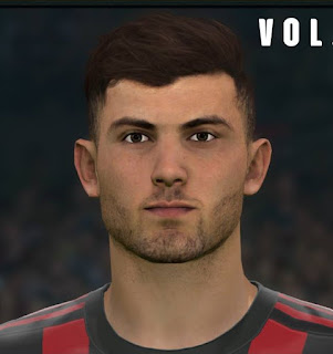 PES 2017 Faces Patrick Cutrone by Sameh Momen