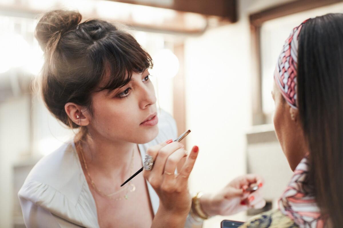 Violette Directrice Maquillage Gurlain