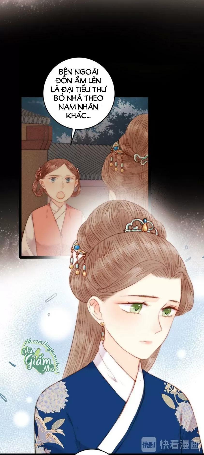 Nàng Phi Cửu Khanh - Thần Y Kiều Nữ chap 55 - Trang 25