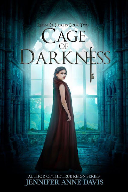 CAGE OF DARKNESS by Jennifer Anne Davis / Blog Tour: Book Review & Giveaway