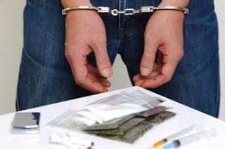 Συλλήψεις για ναρκωτικά στην Κατερίνη