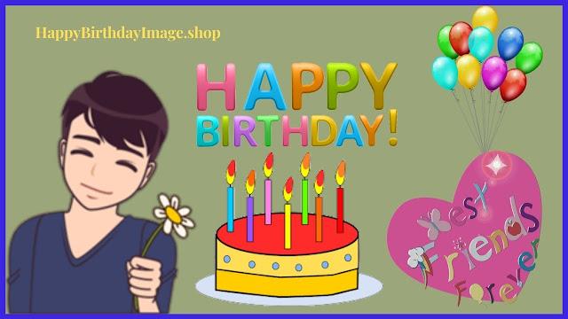 happy birthday forever friend