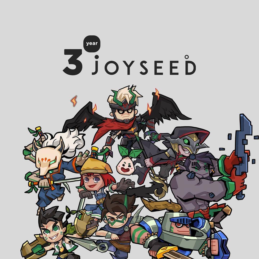 Lowongan Kerja Remote Sementara Game Designer (Joyseed Gametribe)