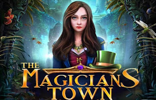 The Magicians Town Hidden Objects Online Game