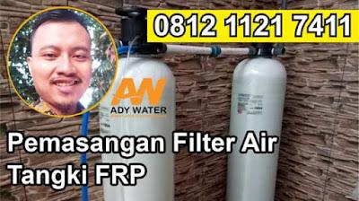 jasa pasang filter air, paket jasa pasang filter air sumur bor
