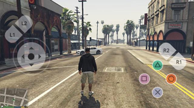 صفحة تحميل لعبة كراند 5 للأندرويد GTA V