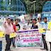 आरक्षण खत्म करने के विरोध में एआईएसयू ने प्रधानमंत्री व केन्द्रीय शिक्षा मंत्री का किया पुतला दहन