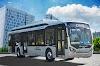Empresa brasileña adquirió buses Caio 100% eléctricos