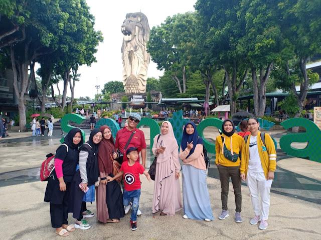 Paket Tour Singapore Murah