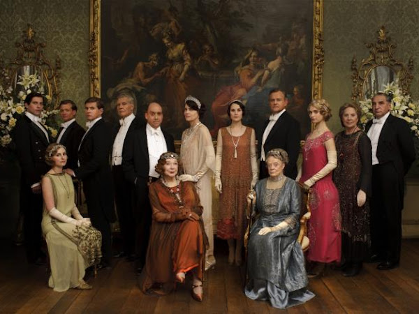 Downton Abbey [STAGIONE DUE E TRE]