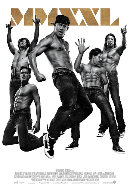 Póster: Magic Mike XXL (2015)