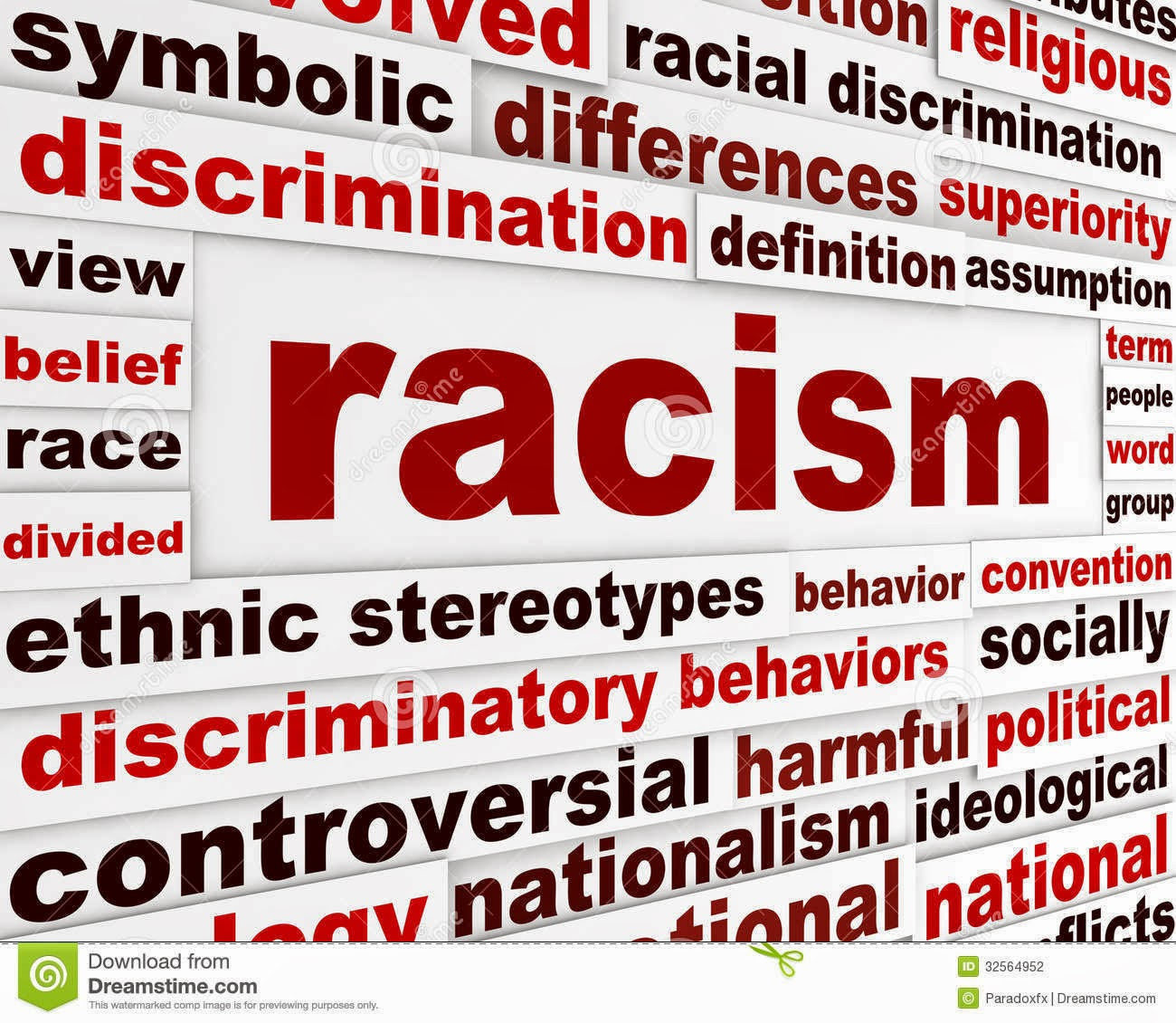 The Coltons Point Times Racism Discrimination