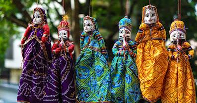 Kathputli Khel कठपुतली का खेल