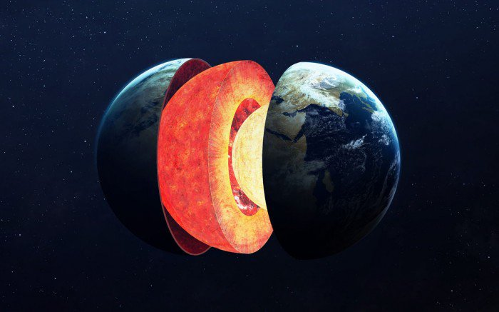 Scientists Discover Two Giant Structures Deep Below the Earth's Surface