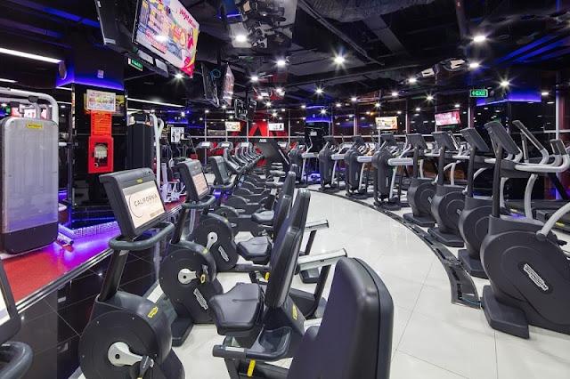 Phòng Tập Gym Giá Rẻ Quận 5 Tại California Fitness & Yoga Có Gì Đặc Biệt