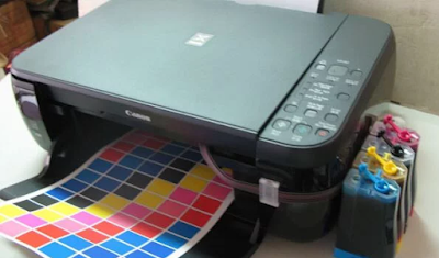 Mengatasi Kode Error Printer Canon MP287 dan MP237