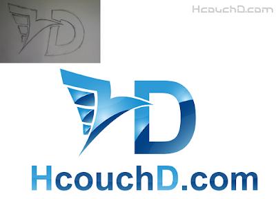 دروس اليستريتور 45 : كيفية رسم شعار فيكتور من رسمة على الورق بإستعمال illustrator + ملف Vector