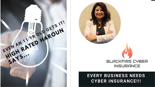 cyber insurance is needed for all business for data breach and cyber attack expenses
