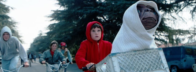 E.T. the Extra-Terrestrial now streaming on Netflix in January 2017