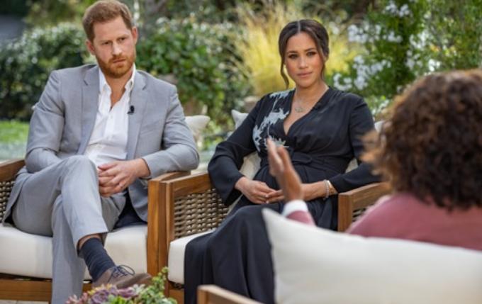 L'intervista di Oprah Winfrey a Meghan e Harry è un evento televisivo anche in Italia
