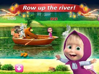 Android Games Terbaik Untuk Anak Perempuan Paling Populer masha and the bear search the resque