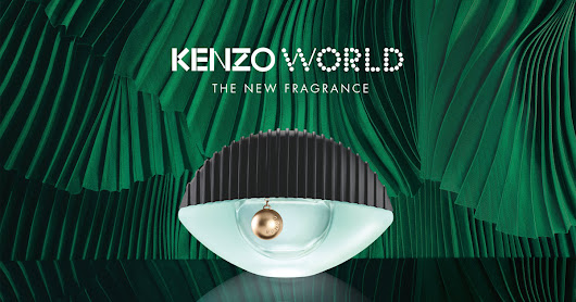 Abella's Beauty Blog: Kenzo World Perfume - Dare to see the world your own way