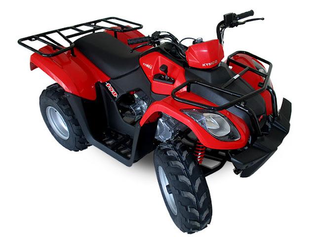 Spesifikasi ATV Kymco MXU 150