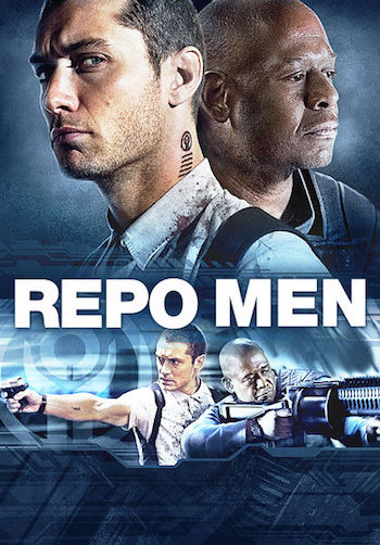 Repo Men 2010 Dual Audio Hindi 300mb Movie Download