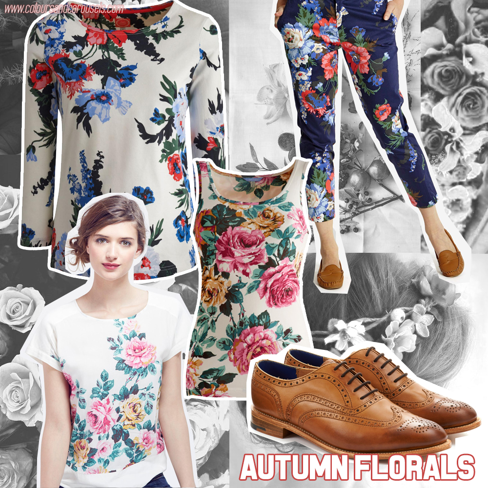 autumn florals uk
